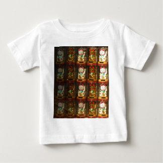 Maneki-neko, Winke-Glueckskatzen, Winkekatze T Shirts