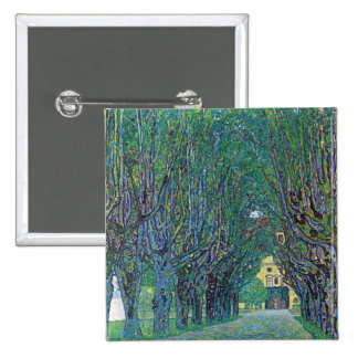 Manera al parque de Gustavo Klimt Pins