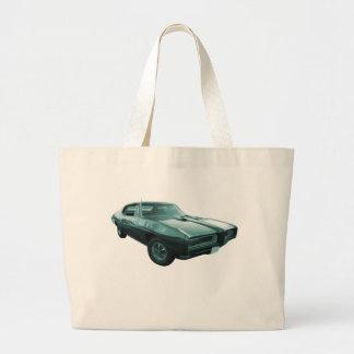 Manera de GTO de ir Bolsa Tela Grande