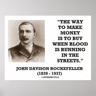 Manera de Juan Davison Rockefeller de hacer la com Impresiones