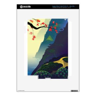 Manera del agua (correcta) iPad 3 skins