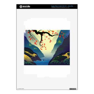 Manera del agua (llena) iPad 3 skins