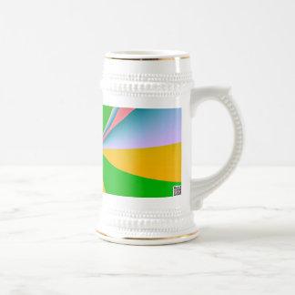Manera mágica taza de café