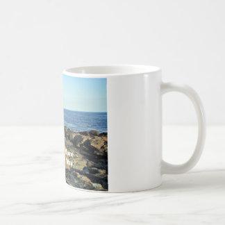 Manera marginal, Ogunquit, Maine Taza Clásica