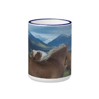 Manes & Mountains Mug