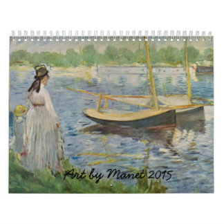 Manet Art 2015 Calendar