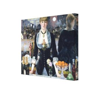 Manet Art Canvas Prints