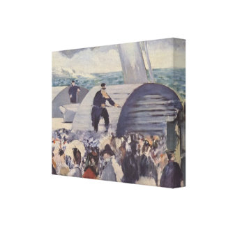 Manet Art Canvas Print