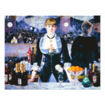 Manet Bar at the Folies Bergere Invitations