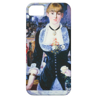 Manet Bar at the Folies Bergere iPhone Case