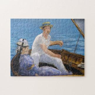 Manet Boating Puzzle