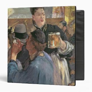 Manet | Corner of a Cafe-Concert, 1878-80 3 Ring Binder