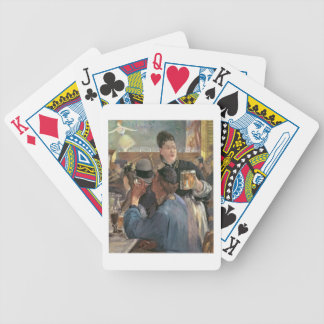 Manet | Corner of a Cafe-Concert, 1878-80 Bicycle Playing Cards