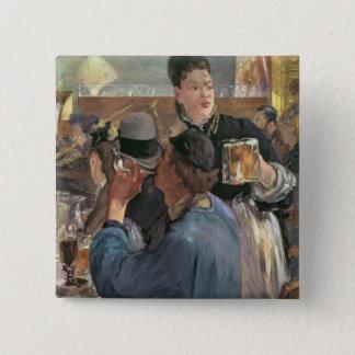 Manet | Corner of a Cafe-Concert, 1878-80 Button