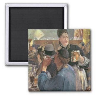 Manet | Corner of a Cafe-Concert, 1878-80 Magnet