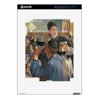 Manet | Corner of a Cafe-Concert, 1878-80 Skins For iPad 3