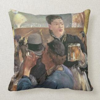 Manet | Corner of a Cafe-Concert, 1878-80 Throw Pillow