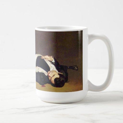 Manet Dead Matador Mug