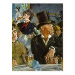 Manet, Edouard Im Caf?-concert 1878 Technique othe Post Card