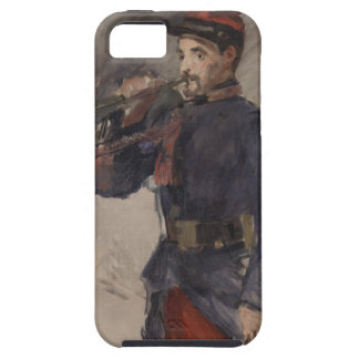Manet: El clarín iPhone 5 Case-Mate Protector