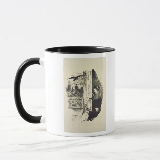 Manet | Illustration for 'The Raven' Mug