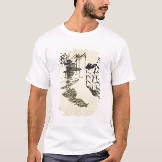 Manet | Illustration for 'The Raven' T-Shirt