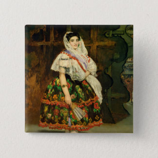 Manet | Lola de Valence, 1862 Button