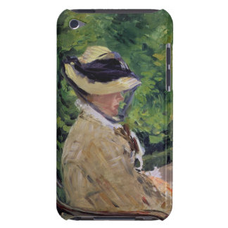 Manet | Madame Manet at Bellevue Case-Mate iPod Touch Case