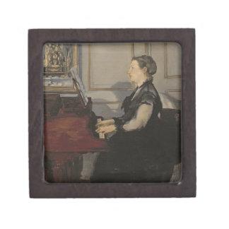 Manet | Madame Manet at the Piano, 1868 Gift Box