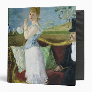 Manet   Nana, 1877 3 Ring Binder