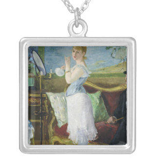 Manet | Nana, 1877 Silver Plated Necklace