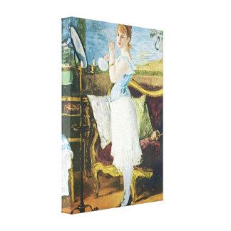 Manet Nana Canvas Print