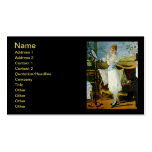 Manet Nana Fine Art Double-Sided Standard Business Cards (Pack Of 100)