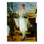 Manet Nana Fine Art Post Cards