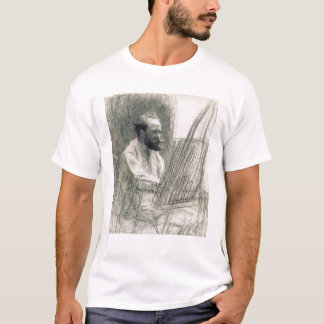 Manet | Portrait of Edouard Manet  at his Easel T-Shirt