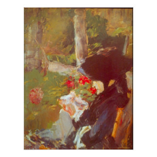 Manet s Mother by Edouard Manet Print