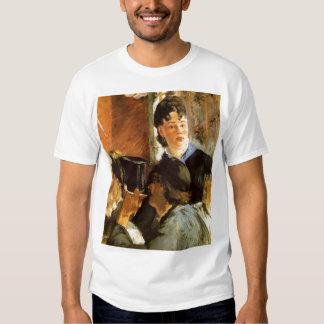 manet serveuse-bocks T-Shirt