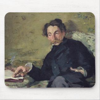 Manet   Stephane Mallarme  1876 Mouse Pad