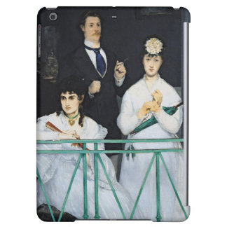 Manet | The Balcony, 1868-9 Cover For iPad Air