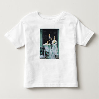 Manet | The Balcony, 1868-9 Toddler T-shirt
