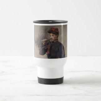 Manet: The Bugler Travel Mug