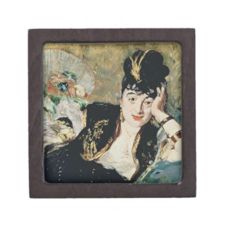Manet | The Lady with Fans Gift Box