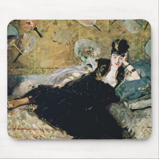 Manet | The Lady with Fans Mouse Pad