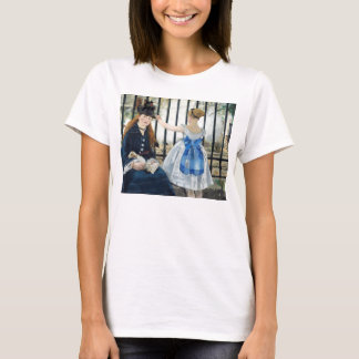 Manet The Railway T-shirt