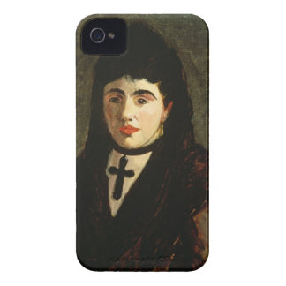 Manet   The Spaniard iPhone 4 Case-Mate Case