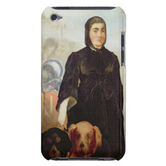 Manet | Woman With Dogs, 1858 iPod Touch Cover