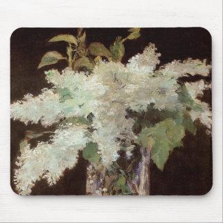 Manet's Bouquet of Lilacs -  Mousepad