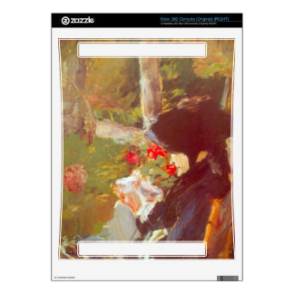 Manet's Mother by Edouard Manet Skin For The Xbox 360