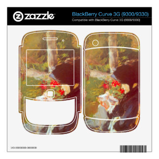 Manet's Mother by Edouard Manet BlackBerry Curve 3G Skin