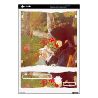 Manet's Mother by Edouard Manet Skins For Xbox 360 S